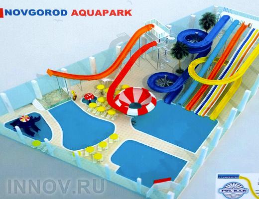фото аквапарк в кстово