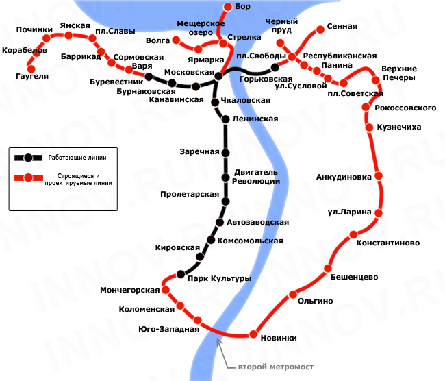 станции метро ежегодно.