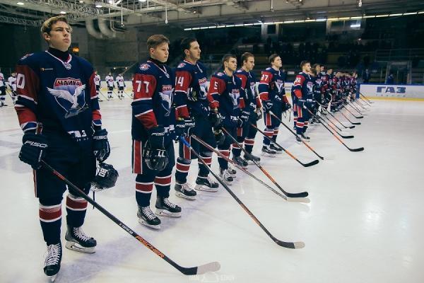 Нижегородская «Чайка» обыграла «Амурских Тигров» впервом матче года
