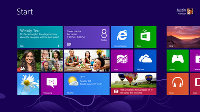 Финальная версия Windows 8 уже «утекла» в сеть
