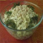 Рецепты для диабетиков: Салат «Морской»