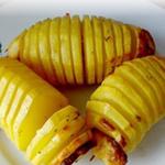Самые простые вторые блюда: Печеный картофель