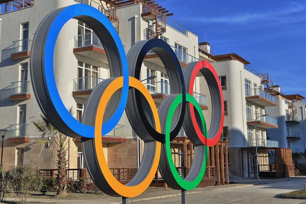 Для Олимпийских игр выбрана новая эмблема