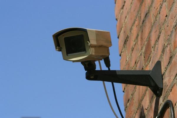 Установка камер наружного наблюдения