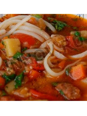 как сделать суп с домашней лапшой рецепты