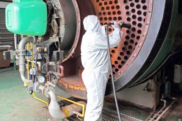 Химическая промывка водогрейных котлов