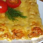 Вкусные и простые вторые блюда: Канеллонни