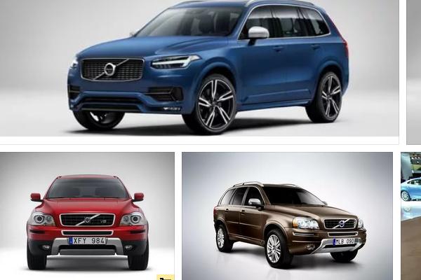 В России вапреле на17% увеличилиcь продажи Volvo