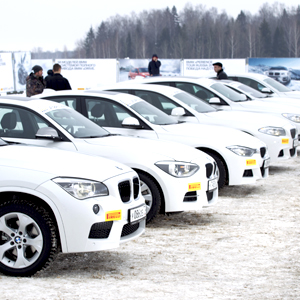 BMW xPERIENCE TOUR 2013. ПОБЕДА НАД СТИХИЕЙ