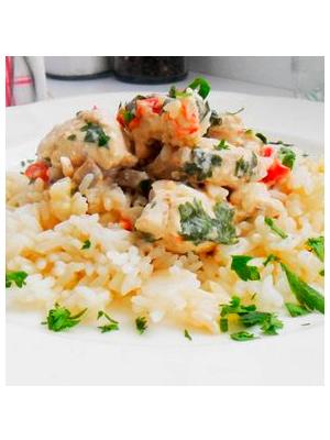 Блюда из белого мяса курицы