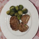 Рецепты для диабетиков: Мясные зразы
