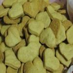Рецепт лепешек: Огуречные лепешки