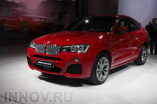 На автомобили BMW повысились цены