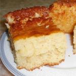 Рецепт пирога: Манник
