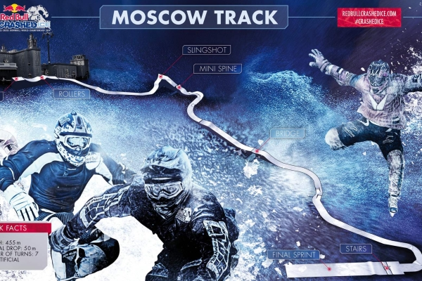 Red Bull Crashed Ice: нижегородцы поборются за место в этапе ЧМ