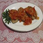 Рецепты для диабетиков: Рыбные зразы с соусом