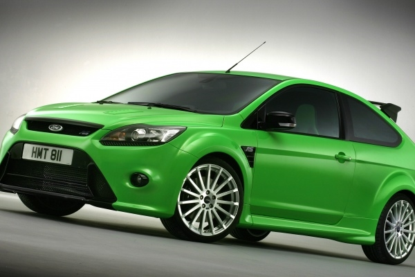 Ford Focus RS с «сердцем» от Mustang