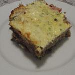 Рецепты для диабетиков: Мусака с мясом