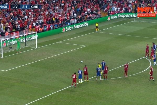 «Ливерпуль» 4-й раз вистории выигрывает Суперкубок УЕФА