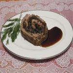 Рецепты вторых блюд со свининой: Рулет из свиной шеи