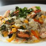 Вкусные и простые вторые блюда: Ризотто