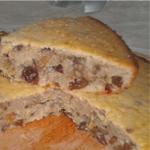 Рецепт: Ореховый пирог