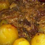 Рецепты вторых блюд из печени: Печень с картофелем
