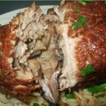 Простые вторые блюда из свинины: Зразы