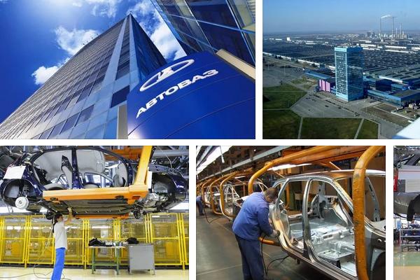 Автомобильный завод Лада Ижевск уйдет вкорпоративный отпуск