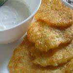 Простые вторые блюда из картофеля: Драники