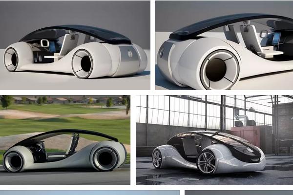 Apple обогнала Tesla поколичеству беспилотных авто