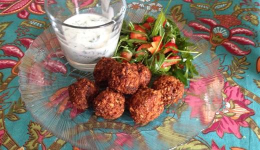 Восточная кухня: рецепт фалафеля