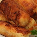 """Простые вторые блюда: Картофельные """"пальчики"""""""
