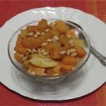 Рецепты для диабетиков: Батат, запеченный с тыквой и яблоками