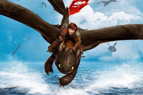 Возращение Беззубика и викингов