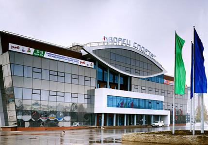 Дворце Спорта Профсоюзов