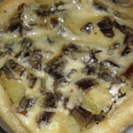 Вторые блюда с грибами: Грибы запеченые