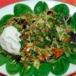 Рецепты для диабетиков: Салат «Полезный»