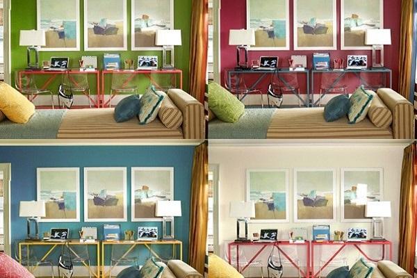 Цветовая гамма устройства (принтера, телевизора или жк-дисплея) - это часть цветового пространства