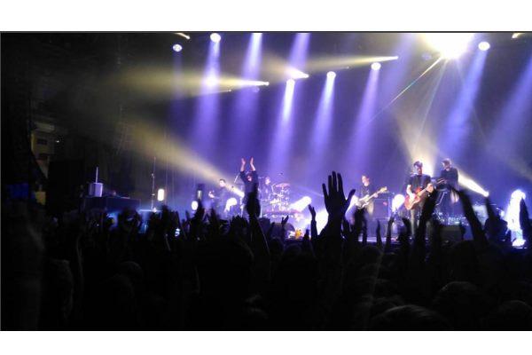 Концерт в рамках последнего тура Земфиры прошел в Нижнем Новгороде