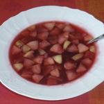 Для диабетиков: рецепт фруктового супа с фото по шагам