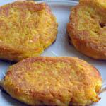 Вторые блюда из овощей: Картофельные котлеты
