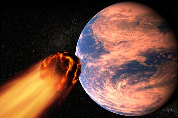 Атака астероидов! / что нас ждёт? /