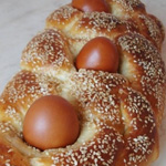 Рецепт пирогов: Греческий пасхальный пирог