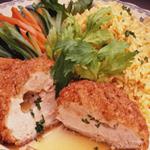 Вторые блюда из мяса курицы: Рулетики из курицы