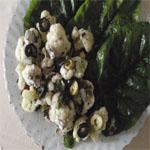 Рецепты для диабетиков: Салат из цветной капусты с килькой