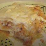 Вкусные и простые вторые блюда : Мясная лазанья