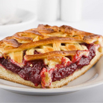 Рецепты пирогов: Свекольно-клюквенный пирог