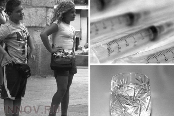 Прежде чем отправить детей в санатории их будут проверять на наркотики и алкоголь
