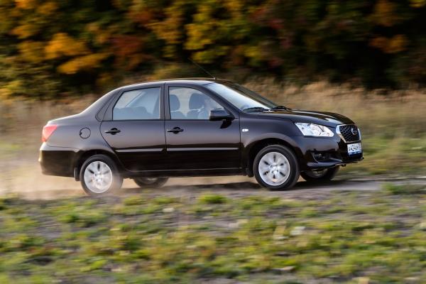 В следующем году у Datsun on-DO появится версия с автоматической коробкой передач